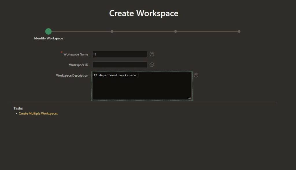 create-IT-workspace